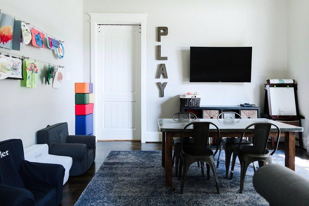 Interior – Playroom