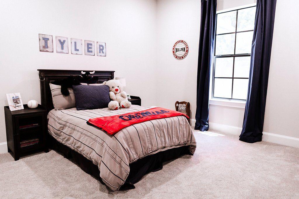 Interior – Bed Spread